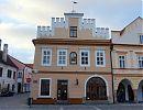 Vratislavský dům - Třeboň